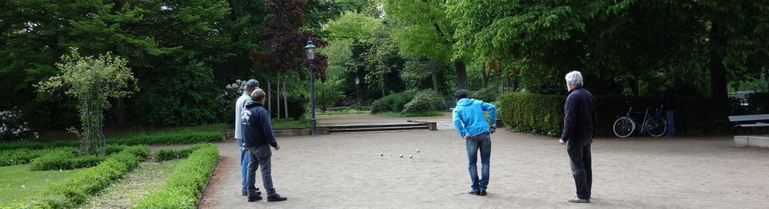 Schlosspark Bergedorf